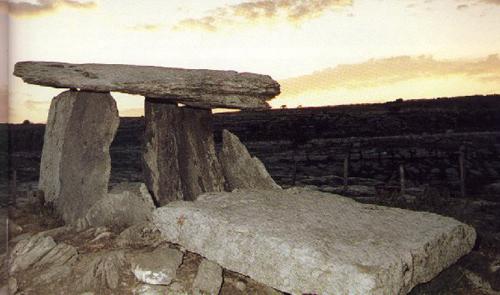 Megalitismo en España