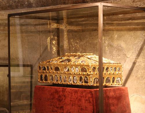 Caja de Ágatas (Oviedo)