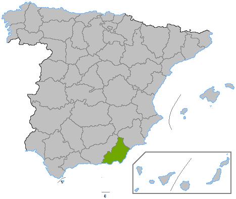 almeria mapa Mapa de Almería | Mapas provincia de Almería almeria mapa