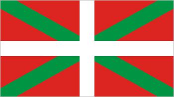 Bandera del País Vasco (Euskadi)