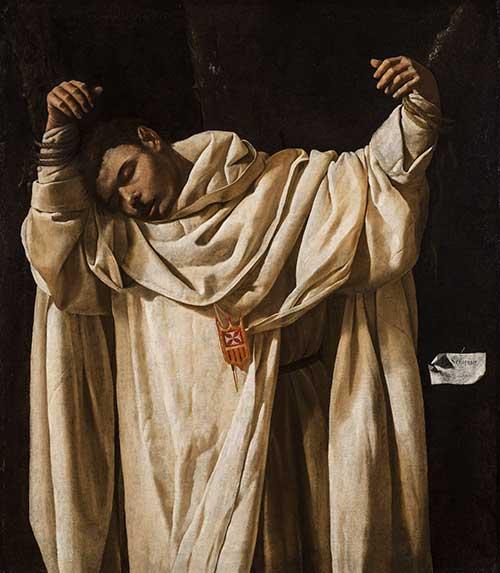 San Serapio (Francisco de Zurbarán)