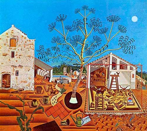 La Granja (Joan Miró)