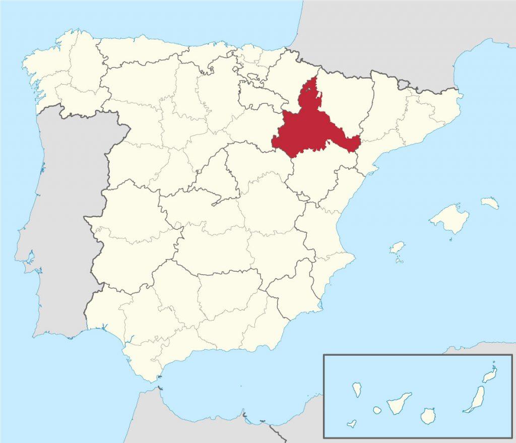 Provincia de Zaragoza (España)