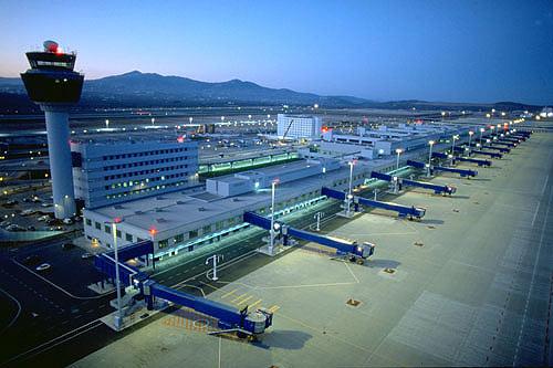 Aeropuerto de Atenas - Cómo llegar a Atenas