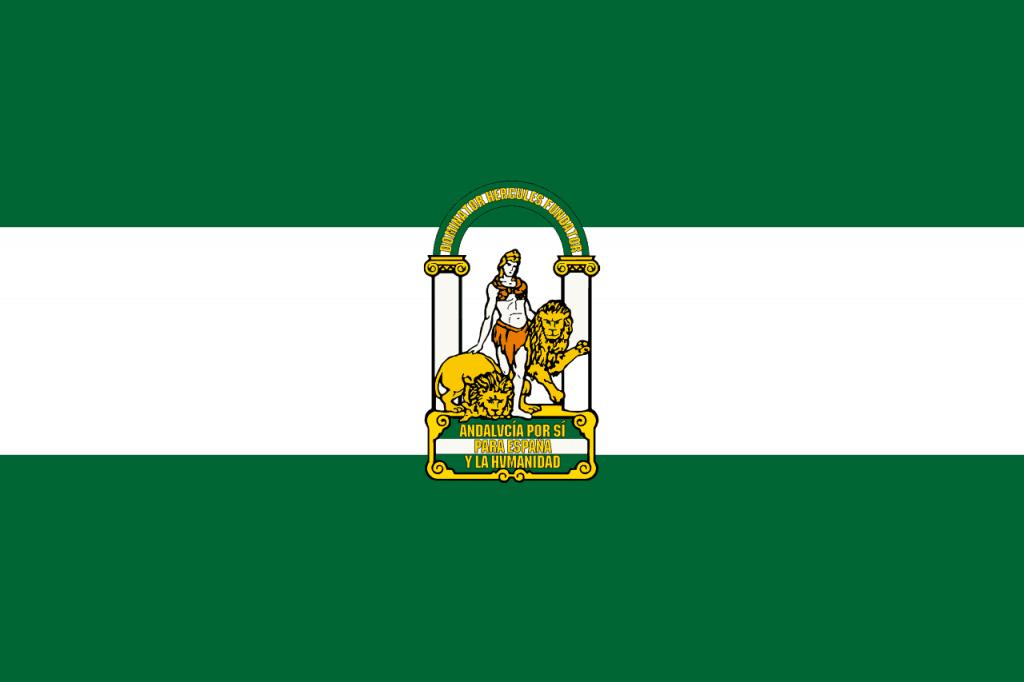 Bandera de Andalucía Institucional