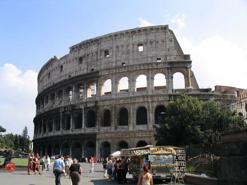 Visitas imprescindibles en Roma - Coliseo de Roma