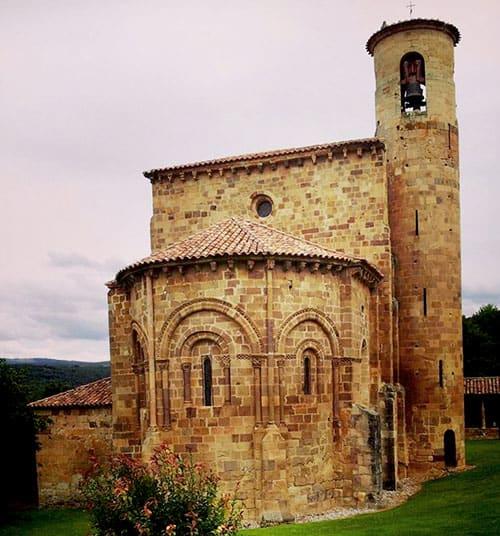 Arte y Cultura en Cantabria: Colegiata de San Martin Elines