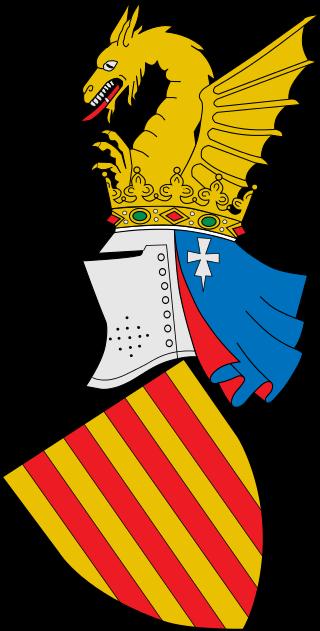 Escudo de la Comunidad de Valencia